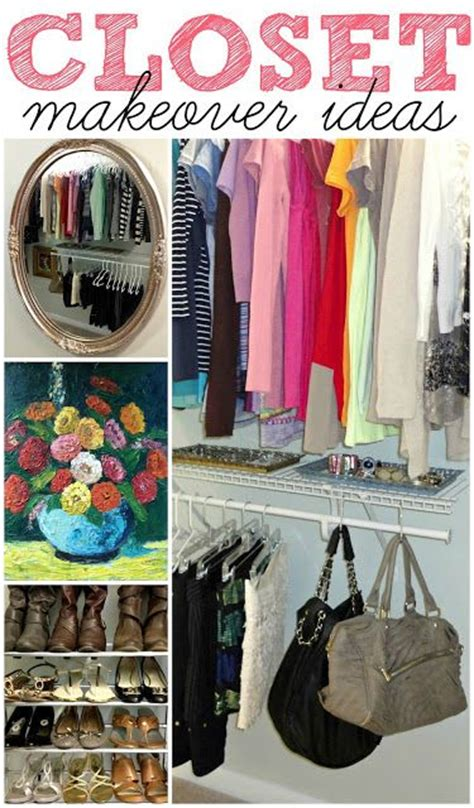 Closet Makeover On A Budget by Diy Closet Makeover On A 50 Budget Projects To Work On