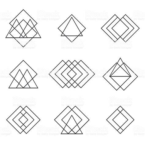 imagenes de lineas geometricas juego de formas geom 233 tricas tri 225 ngulos l 237 neas para tu
