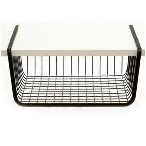 york pantry storage basket in shelf storage racks