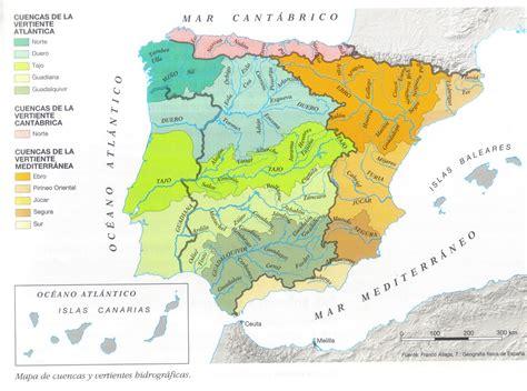 los rios de espana j 243 venes ge 243 grafos y los r 237 os de espa 241 a