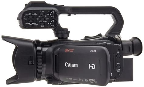 canon camara de video canon xa35 camara de video profesional 10 890 000 en