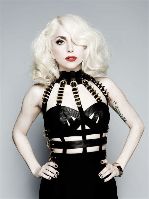 Lady Gaga images Cosmopolitan photoshoot 2010   NEW OUTTAKES HD wallpaper and background photos