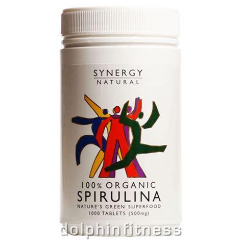 Healthy Care Spirulina 1000 Mg Isi 400 Tablet synergy spirulina 1000 tablets
