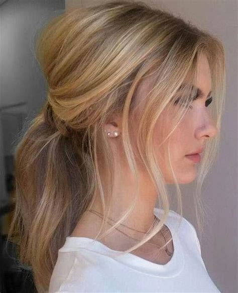 ponytail hairstyles for 25 best ideas about ponytail hairstyles on pinterest