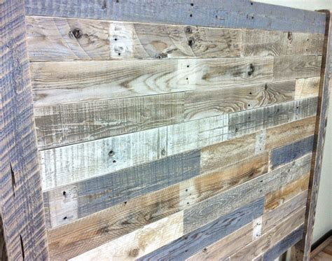headboards made from reclaimed wood reclaimed wood headboard barn wood pallet furniture