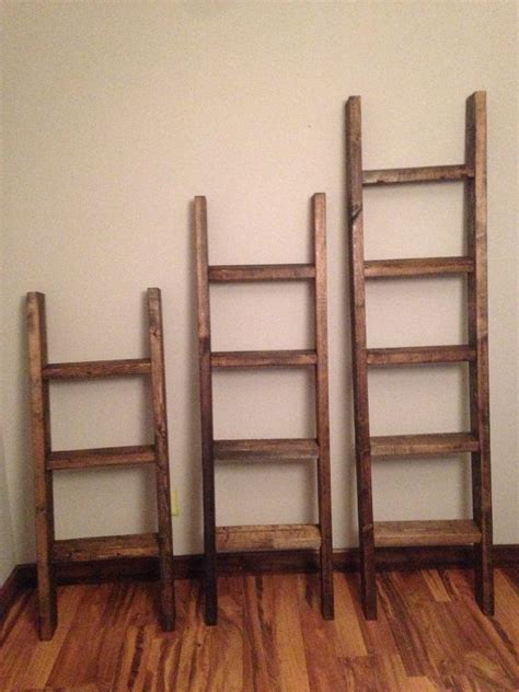 Decorative Ladders by Decorative Ladders Te Merdivenler Battaniye