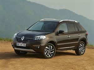Renault Koleos Review 2013 Renault Koleos Crossover Redesign Review 2016