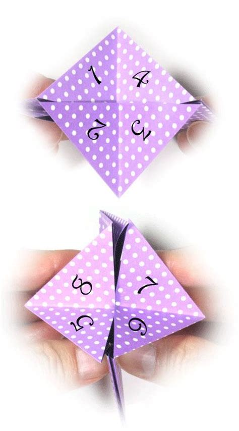 How To Make A Paper Fortune Teller Wikihow - 25 unique origami fortune teller ideas on