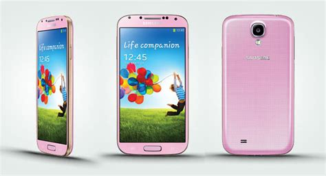 Blink Colorful Flash Light For Samsung S4 5 pink samsung galaxy s4 arriving at phones 4u in january android central