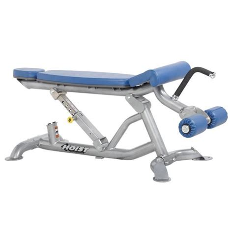 hoist adjustable bench hoist super flat incline decline bench gym source