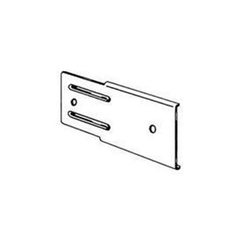 curtain rod extension bracket extending curtain rod brackets 2 quot with extender plate by