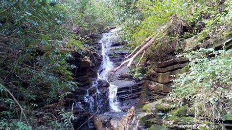 table creek mill creek falls table rock state park sc