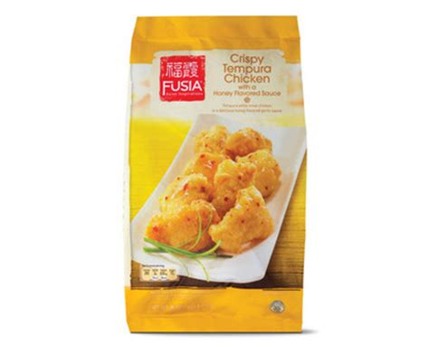 Fusia Asian Kitchen by Aldi Us Fusia Asian Crispy Honey Or Sweet Sour Chicken
