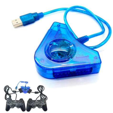 Converter Stick Ps2 Ke Usb converter stik stick ps2 ke ps3 pc jadi store