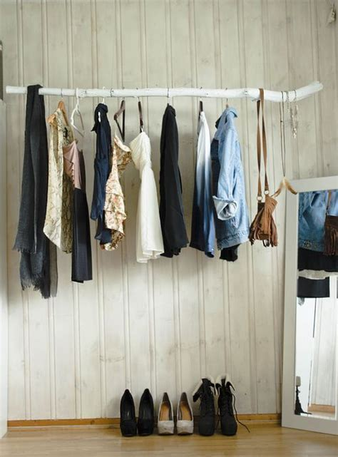 Closet Hanging Rack by Cool Clothing Rail Idea Fashion Studio Ideas