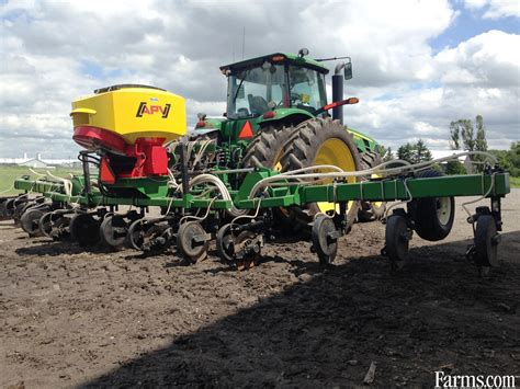 Corn Planter For Sale Ontario by Apv Ps120 200 300 500 Air Seeder For Sale Farms