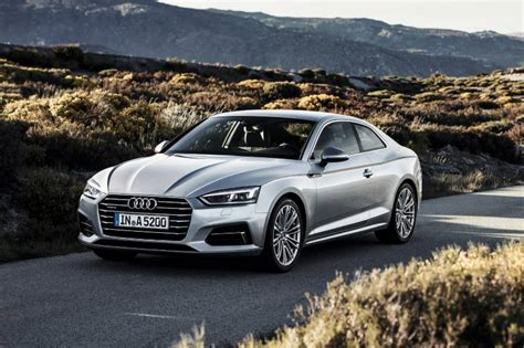 Buy Audi A5 Coupe by Audi A5 Coupe 2 0 Tfsi 190ps Review Car Review Rac Drive