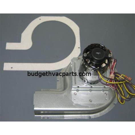 inducer fan motor assembly 50dk406815 carrier draft inducer assembly