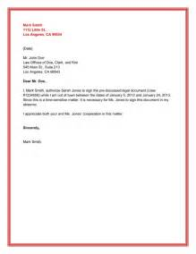Authorization Letter Email Sle Of Authorization Letter Best Letter Sle