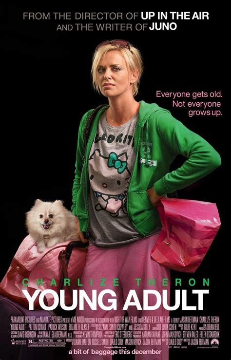 Young Adult 2011 Film Young Adult Red Band Tv Spot Filmofilia