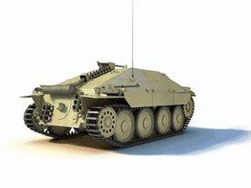 gif format deutsch german jagdpanzer hetzer 3d cutaway gif create discover