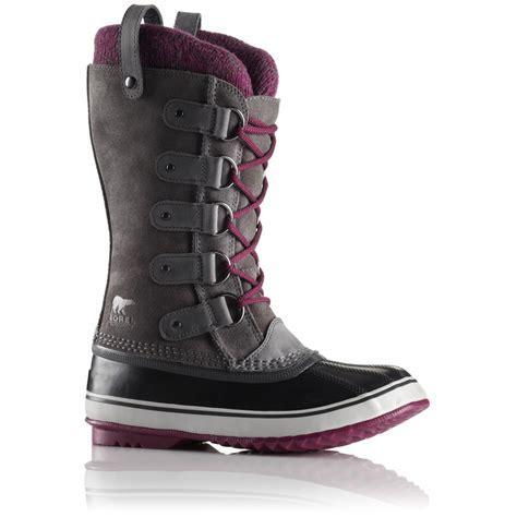 joan of arctic boot womens sorel joan of arctic knit boot
