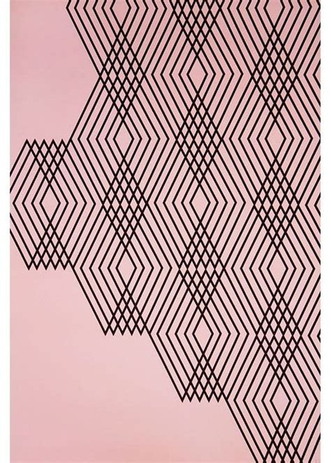 design pattern c black on pink graphic enchantment pinterest black