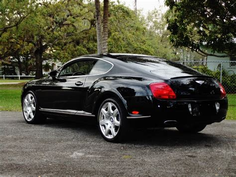 bentley coupe 4 door 2005 bentley continental gt 2 door coupe 170322
