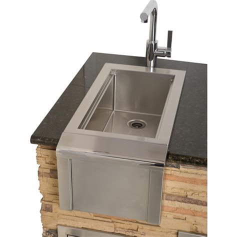 outdoor kitchen sink drain installing outdoor kitchen