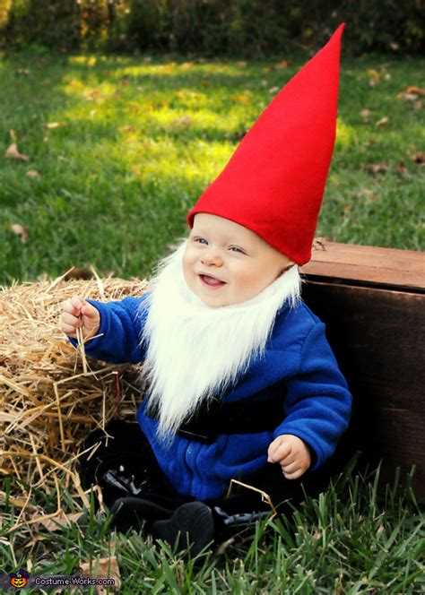 Garden Gnome Baby Costume by Travelocity Gnome Costume