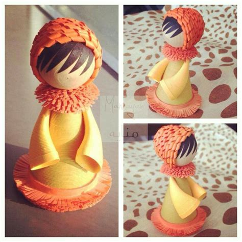 paper quilling doll tutorial 179 best 3d doll quilled images on pinterest quilling 3d