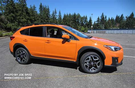 subaru crosstrek 2018 colors 2018 subaru crosstrek exterior photos
