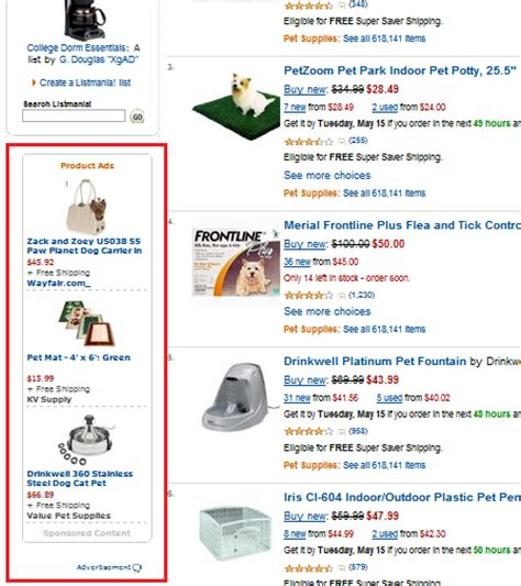 amazon ads pay per click advertising alternatives to google amazon