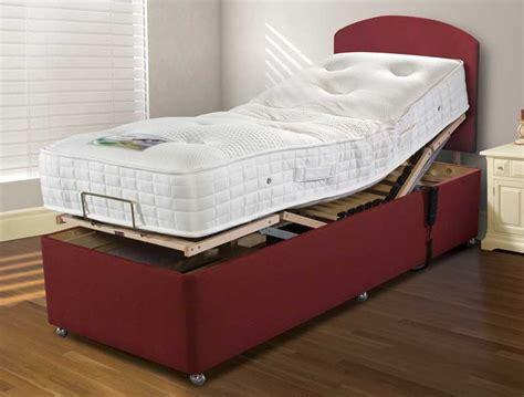 sleepeezee bed sleepeezee latex pocket 1000 adjustable bed buy online