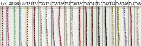 how to make string curtains metallic string curtain colour chart