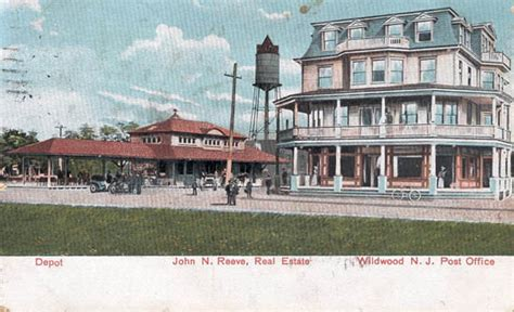 Wildwood Post Office by Postcards From New Jersey