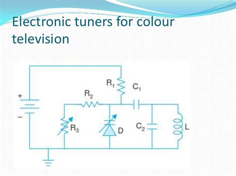 varactor diode application notes varactor resonant circuit 28 images pll voltage controlled oscillator pll vco design