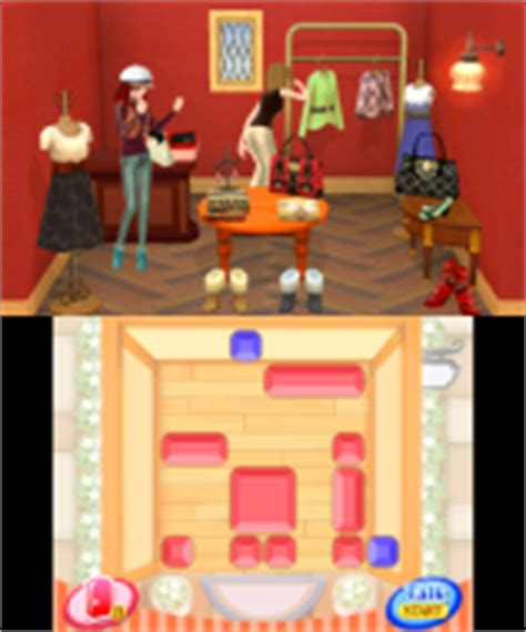 Standard Style His And Hers Fashion Forward Boutique Couture In The City Fashion by Nintendo Presenta New Style Boutique 2 161 Marca