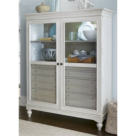 paula deen china cabinet paula deen home dogwood the bag china cabinet in