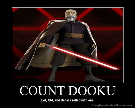 Count Dooku Meme - star wars the clone wars count dooku by onikage108 on