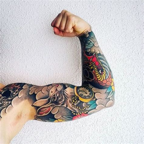 100 animal tattoos for cool living creature design ideas