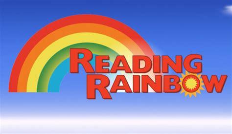reading rainbow new year reading rainbow breaks kickstarter records brings in