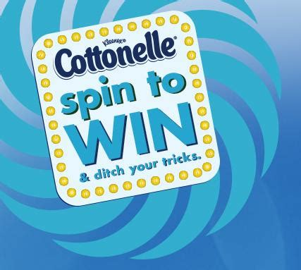 Instant Win Prizes - cottonelle canada spin to win contest many instant prizes available to be won