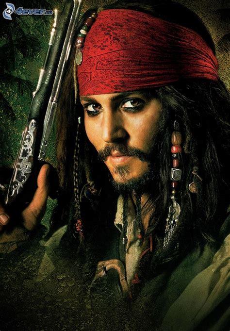 johnny depp as captain jack sparrow jack sparrow