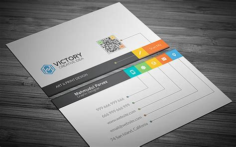 creative white business card template psd 50 free world best creative business card design templates