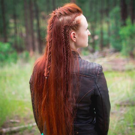 celtic warrior hair braids silvousplaits hairstyling octavia s warrior hair
