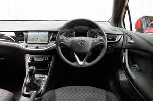 Opel Astra Interior Vauxhall Astra Interior Autocar