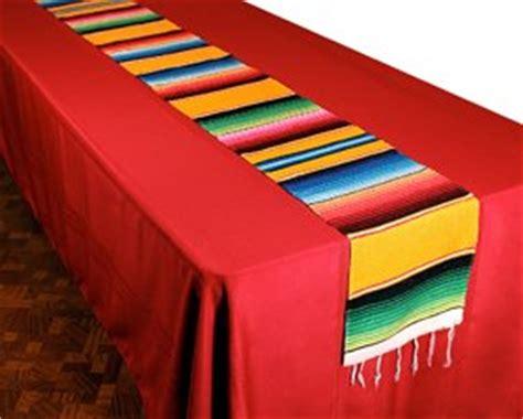 sarape table runner woven serape table runner