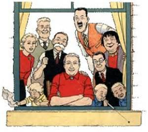 The broons wallsend winstons over 40s