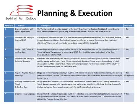 logistics business plan format event planning exle david greenslade
